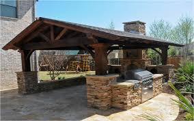 I Outdoor Kitchen Cypress FairField