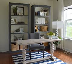 diy office shelves. The DIY Bookshelves Add Much Needed Shelf Space And Visual Appeal To This Simple Home Office Makeover. We Have Bookshelf Tutorial Plenty Of Photos. Diy Shelves F