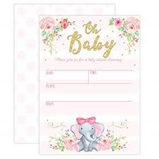 Free Printable Baby Shower Invitations For Girls Baby Shower Invitations Baby Shower Invitation For Girl