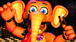 All Orville Elephant Quotes Voice Lines Five Nights At Freddys Ultimate Custom Night