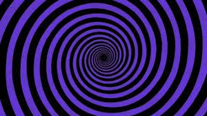 trump on acid trippy spiral video