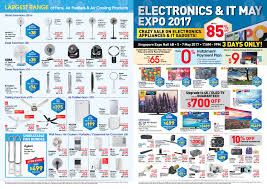 Kitchen Appliances Singapore Electronics It May Expo 2017 Here Got Sale Singapore