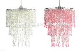 girls lamp shade p vintage petite 3 tier beaded chandelier pendant ceiling light shade girls home