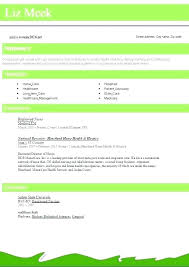 Style Of Resume Format Cv Format Uk Style Sample Of Good Resume For Job Application With
