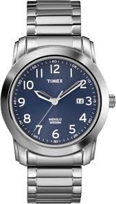 timex® williamsburg mens silver classic watch walmart ca