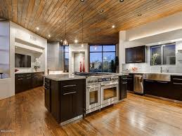 Slate Kitchen Floors Contemporary Kitchen With European Cabinets Inset Cabinets In