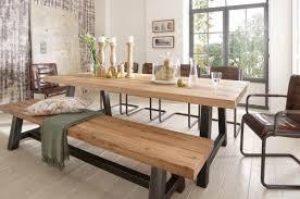 Tischfabrik24 Ta142 Massivholz Esstisch Aus Alter Eiche Sierra