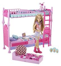 Amazon Barbie Sisters Sleeptime Bedroom and Stacie Doll Set