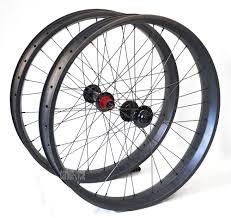 Fyxation blackhawk hubs x hed big half deal 27.5 carbon fat bike wheelset. 26er Fat Bike Carbon Fatbike Wheelset 90mm Clincher Tubeless Ready 135 197mm For Sale Online Ebay