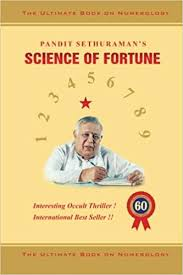 Pandit Sethuraman Numerology Chart Science Of Fortune Amazon Co Uk Pandit Sethuraman