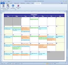 schedule creater calendar maker calendar creator for word and excel
