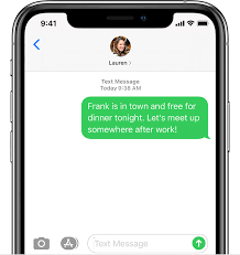 Iphone text messages (green screen with sound effects). About Imessage And Sms Mms Apple Support