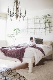 Fabulous White Contemporary Bedroom Modern White Tufted Headboard ...