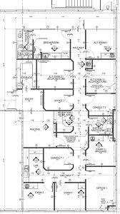 office desk design plans. Chic Office Desk Design Plans Medical Pediatric Dental Floor Plans: