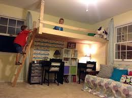 office playroom ideas. Breathtaking Ladder On Loft Playroom Contemporary Office Decorating Ideas