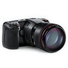 Blackmagic Design Pocket Cinema Blackmagic Design Pocket Cinema Camera 6k Canon Ef