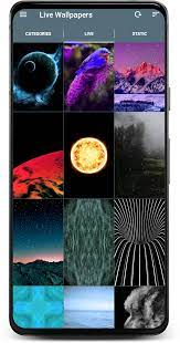 Live Wallpapers - 4K Wallpapers v1.3.6 ...
