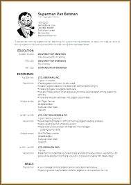 Resume Templates Word 2003 Mesmerizing Classic Resume Template Word Elegant Microsoft Word 28 Resume