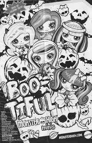 Small Picture Monster High Sign Coloring PageHighPrintable Coloring Pages Free