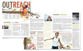 Graphic Design Newsletters Ministry Creative Church