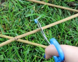 bamboo garden stakes. Bamboo Trellis Garden Stakes