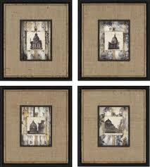 >framed art sets regarding set dome tiles wall of 4 inspirations 1  framed art sets regarding set dome tiles wall of 4 inspirations 1