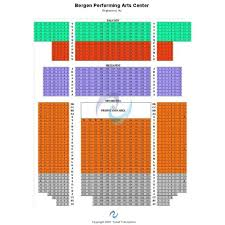 Bergen Pac Seating Chart Bergen Performing Arts Center Events And Concerts In