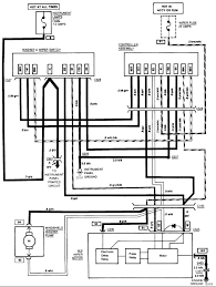 relay i am not getting power at the wiper motor plug modual it looks like you should be getting power on the purple or the pink wire at the wiper motor itself here is a wiring diagram
