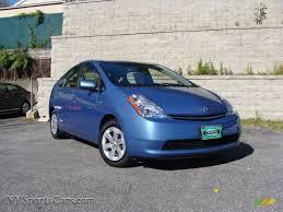 2008 Toyota Prius Hybrid in Seaside Blue Pearl - 766313 ...