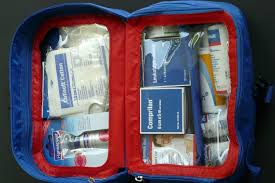 ideas what to pack in a diy first aid kit