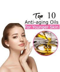 17 Anti-Aging Oils For beautiful skin recipes!