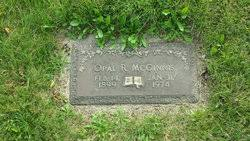 Opal Ruby Spurgeon McGinnis (1899-1974) - Find A Grave Memorial