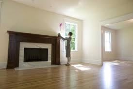How To Trim Laminate Floor Around A Fireplace. Select A Hardwood Or Painted  Molding Based On Your Design Preference.