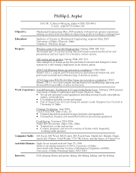 7 Entry Level Engineering Resume Templates Business Opportunity