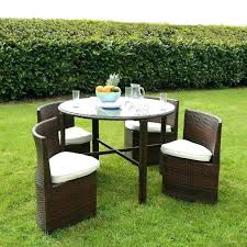 garden patio table and chairs round patio table set simple round patio table set of rattan