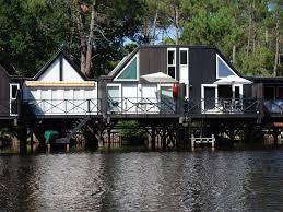 Maison Double Sur Pilotis Lacanau Location De Vacances Maison