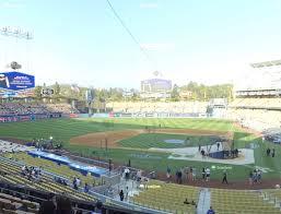 Dodger Stadium Loge Box 117 Seat Views Seatgeek