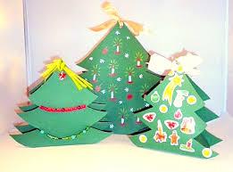 Weihnachtsbaum Als Geschenkverpackung Weihnachten Basteln