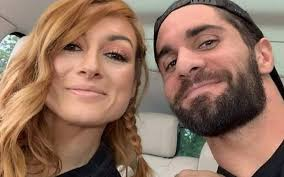 She is assigned to perform. Becky Lynch Seth Rollins Kept Baby Roux S Birth A Secret For A Bit