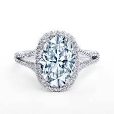 3 00 carat center oval cut diamond halo engagement ring diamond
