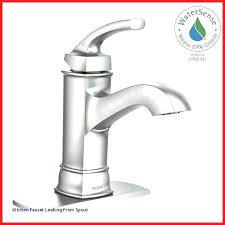 bathroom sink leaking from handle bathroom faucets delta bathroom sink faucet repair leaking dripping bath