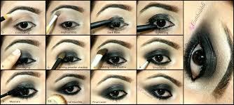 smokey eye makeup tutorial 9 step dark smokey eye tutorial wonder tutorial you black smokey how