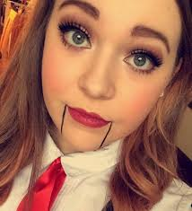 easy ventriloquist makeup