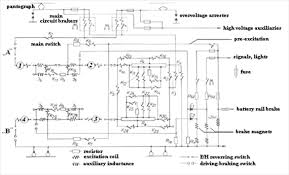 electric vehicles digital textbook library whole circuit diagram of the main circuit