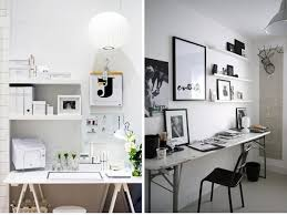 Urban Scarlet: BLACK & WHITE OFFICE INSPIRATION