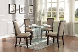 alouette square glass dining table dd furniture store