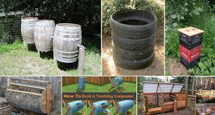 12 diy compost bin ideas