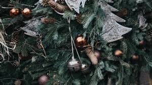 christmas wallpaper 1920x1080.  1920x1080 89 1920x1080 14506 Branches Garland Spruce Preview Wallpaper Christmas  New Year Christmas Ornaments Cones Intended Christmas Wallpaper W
