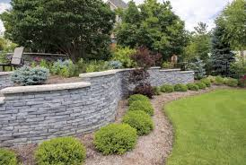Small Picture 3 retaining wall designs that will transform your landscape Unilock