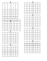 Blank Place Value Chart With No Words Blank Place Value Charts